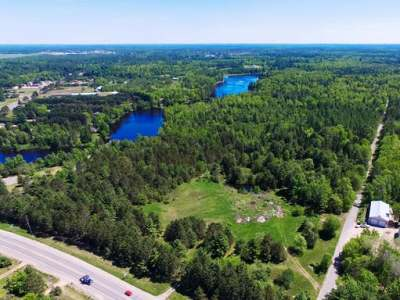 Eagle River Residential Lots & Land For Sale: On Hwy 17