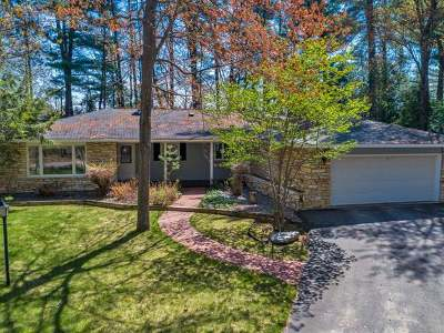 Langlade County, Forest County, Oneida County Single Family Home For Sale: 5423 Manor Rd