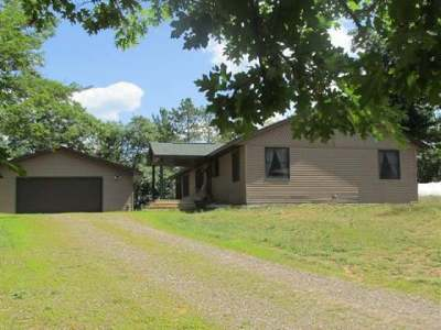 Lac Du Flambeau WI Single Family Home For Sale: $359,900