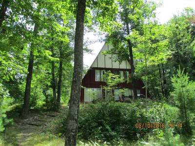 Minocqua WI Single Family Home For Sale: $495,000