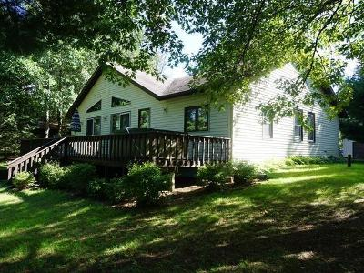 Single Family Home For Sale: N11216 Green Acres Rd