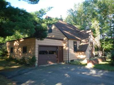 Woodruff Single Family Home For Sale: 721 1st Ave