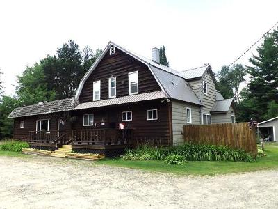 Eagle River WI Commercial For Sale: $229,900