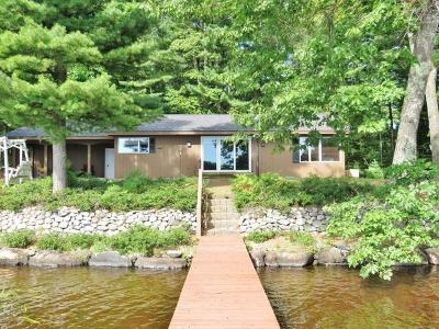 Three Lakes Single Family Home For Sale: 7534 Island View Rd