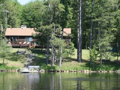 Iron Wi County Single Family Home For Sale: 1864n Flowage Rd