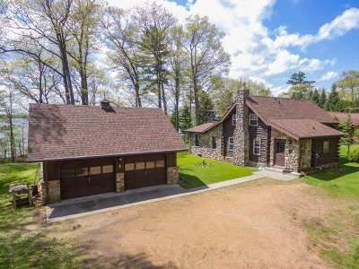 Pelican Lake Single Family Home Active O/C: 1010 Chicago Point Rd