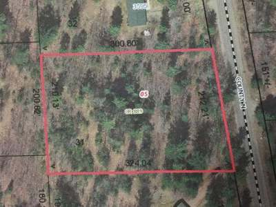 Rhinelander Residential Lots & Land For Sale: Lot 31 Cth N