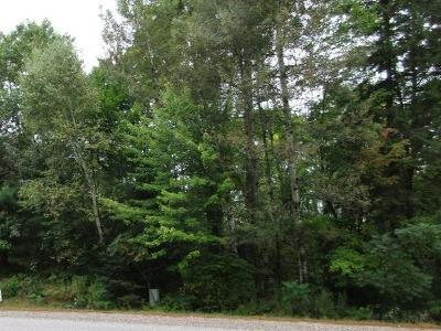 Rhinelander Residential Lots & Land For Sale: On Cth K