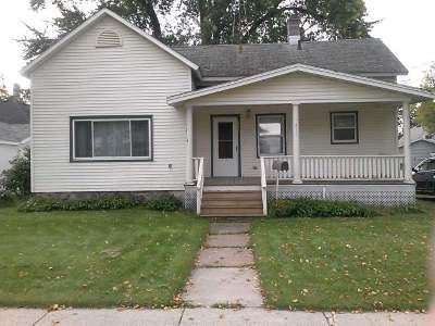 Antigo Single Family Home For Sale: 411 5th Ave