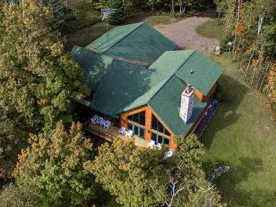 Presque Isle Single Family Home For Sale: 7931 Armour Lake Rd