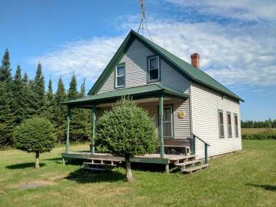 Price County Single Family Home For Sale: W7008 Cth M