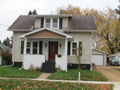 Antigo WI Single Family Home For Sale: $87,900