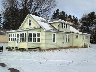 White Lake Single Family Home For Sale: 536 Mill St