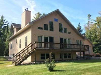 Price County Single Family Home Active O/C: W8029 Rock Creek Rd W