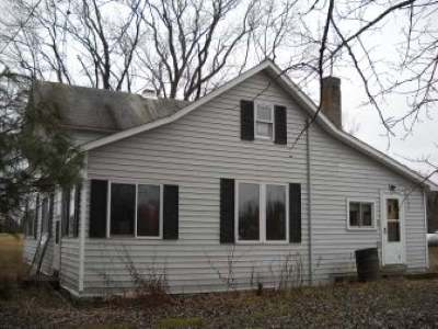 Tomahawk, Tripoli, Gleason, Rib Lake, Ogema, Brantwood Single Family Home For Sale: N2749 & Cth D
