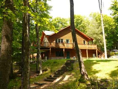 Single Family Home Sold: E18871 Big Lake Rd
