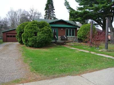 Three Lakes WI Commercial For Sale: $99,900