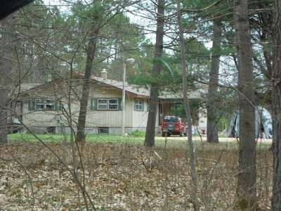 Minocqua Single Family Home For Sale: 8670 Pinkhurst Dr