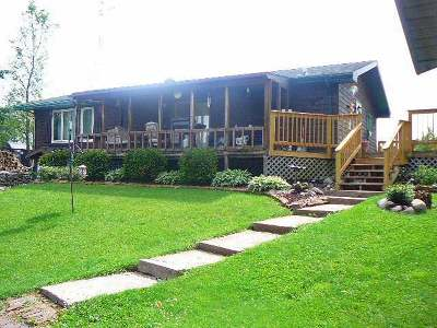 Butternut Single Family Home For Sale: 16261 Hwy 13