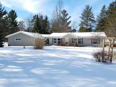 Single Family Home Sold: W5906 Greenwood Rd