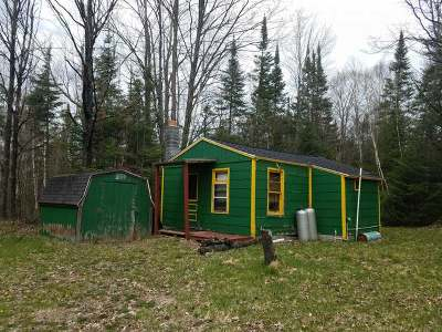 Three Lakes WI Residential Lots & Land For Sale: $49,500