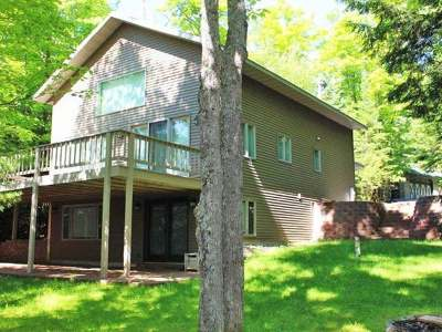 Cassian WI Single Family Home For Sale: $329,000