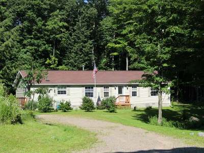 Single Family Home Sold: W11633 Enterprise Lake Rd