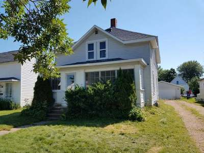 Antigo WI Single Family Home For Sale: $44,900