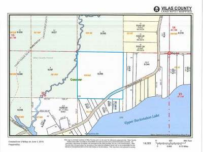 Residential Lots & Land Sold: 6221 Buckatabon Rd W #Across