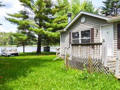 Langlade County, Forest County, Oneida County Single Family Home Active O/C: 2818 Tinker Ln