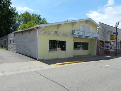 Three Lakes WI Commercial For Sale: $94,500