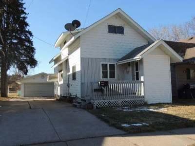 Antigo Single Family Home For Sale: 1029 6th Ave