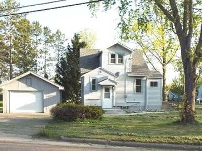 Antigo Single Family Home For Sale: 102 Milton St