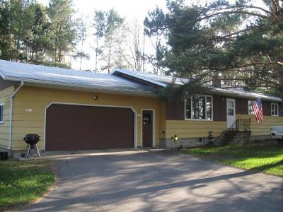 Merrill Single Family Home For Sale: 2714 Main St W