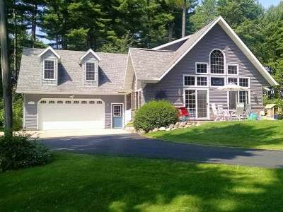 Tomahawk, Tripoli, Gleason, Rib Lake, Ogema, Brantwood Single Family Home For Sale: 2111 Mohawk Tr