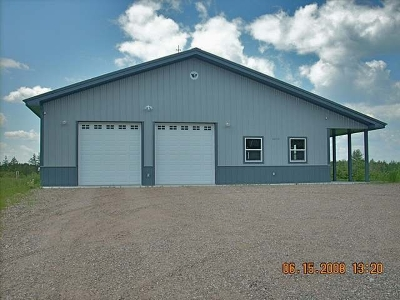Cassian Single Family Home For Sale: On Hwy 51 #31.4 AC