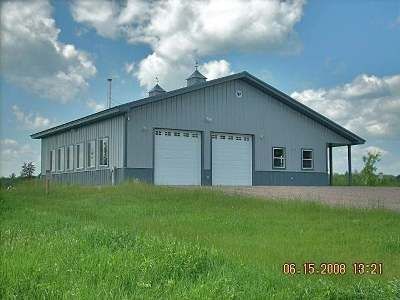 Cassian Single Family Home For Sale: On Hwy 51 #36.4 AC