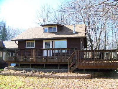 Crandon Single Family Home For Sale: 8303 Keith Siding Rd