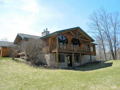 Price County Single Family Home Active O/C: W3140 Blockhouse Lake Rd