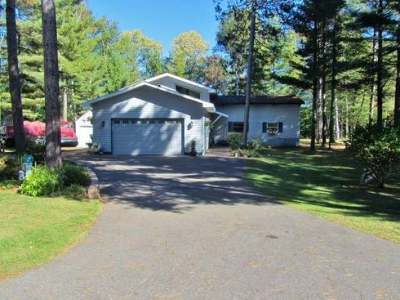 Forest County, Iron Wi County, Langlade County, Lincoln County, Oneida County, Vilas County Single Family Home For Sale: 11205 Scott Rd
