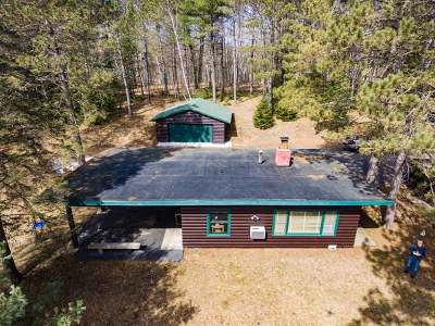 Forest County, Iron Wi County, Langlade County, Lincoln County, Oneida County, Vilas County Condo/Townhouse For Sale: 12342 Carlin Club Dr