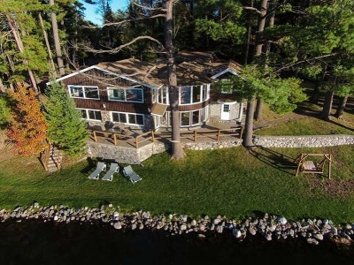 Minocqua WI Single Family Home For Sale: $1,149,000