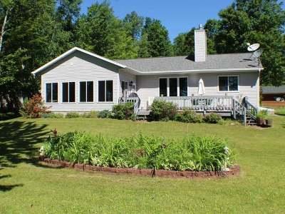 Single Family Home For Sale: 14325 Poplar Ln