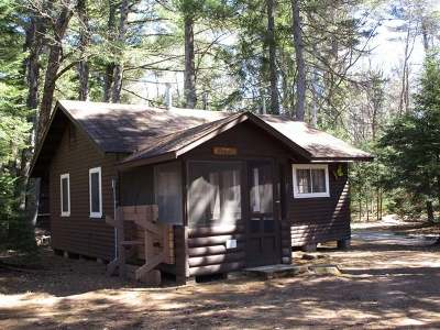Forest County, Iron Wi County, Langlade County, Lincoln County, Oneida County, Vilas County Condo/Townhouse For Sale: 5295n Goettsche Rd
