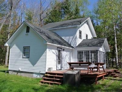 Minocqua Single Family Home For Sale: 8510 Bo Di Lac Dr S