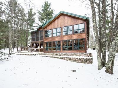 Eagle River Single Family Home For Sale: 1567 Oak Ln