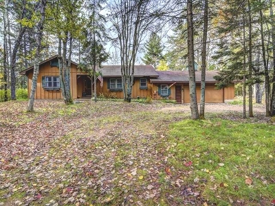 Conover WI Single Family Home For Sale: $149,900