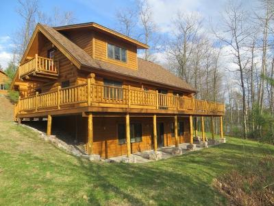 Minocqua WI Single Family Home For Sale: $489,900
