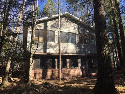 White Lake Single Family Home For Sale: N4238 Rocky Ripps Rd