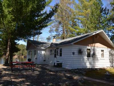 Single Family Home Sold: N9982 Sunset Point Rd